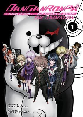 https://www.goodreads.com/book/show/26067690-danganronpa--the-animation--volume-1