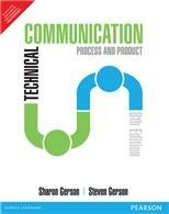 Technical Communication: Process and Product 8th Ed. by Gerson (International Economy Edition) by Steven Gerson