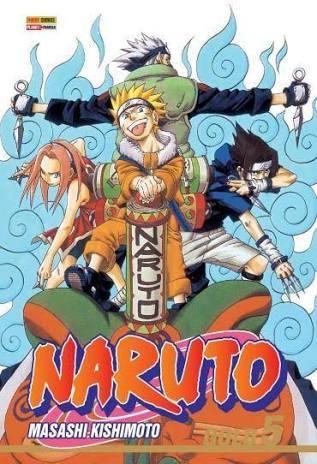 Ebook Naruto, Vol. 5: Os Concorrentes by Masashi Kishimoto PDF!
