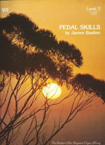 PEDAL SKILLS MUSIC BOOK WR6 Level 2