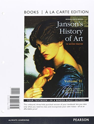 Janson's History of Art, Volume II [with REVEL Access Code]