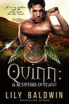 Quinn (The Scottish Outlaws, #2)