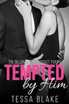 Tempted by Him (The Billionaire's Contract Book 1)