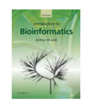 Introduction to bioinformatics,3/e