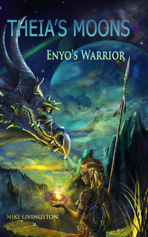 Enyo's Warrior (Theia's Moons, #2)