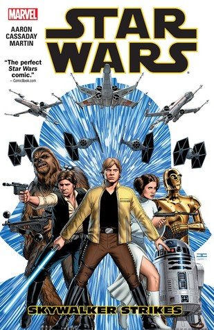 Skywalker Strikes (Star Wars, #1)