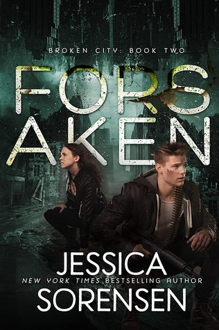 Forsaken (Broken City, #2)