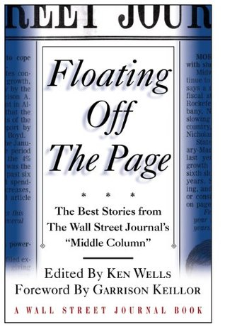 "Floating Off the Page: The Best Stories from The Wall Street Journal's ""M (Wall Street Journal Book)"