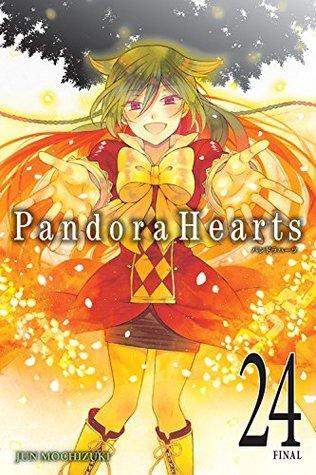 Pandora Hearts, Volume 24