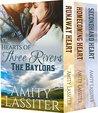 Hearts of Three Rivers: The Baylors: Sweet Western Heat Cowboy Romance Box Set
