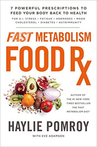 The Fast Metabolism Food Rx: 7 Simple Prescriptions for Optimal Health and Total Body Transformation