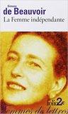 La Femme indépendante by Simone de Beauvoir
