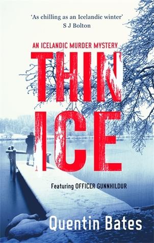Thin Ice (Officer Gunnhildur, #5)