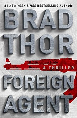 Foreign Agent (Scot Harvath, #15)