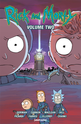 Rick and Morty, Vol. 2