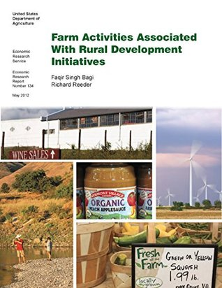 Farm Activities Associated With Rural Development Initiatives: Economic Research Report Number 134