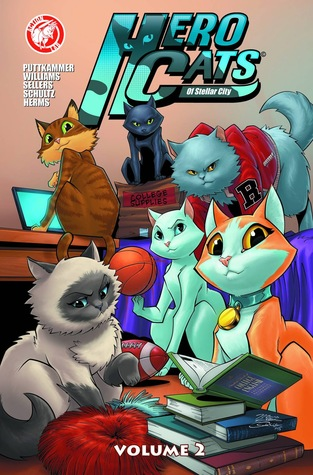 Hero Cats Volume 2 by Kyle Puttkammer