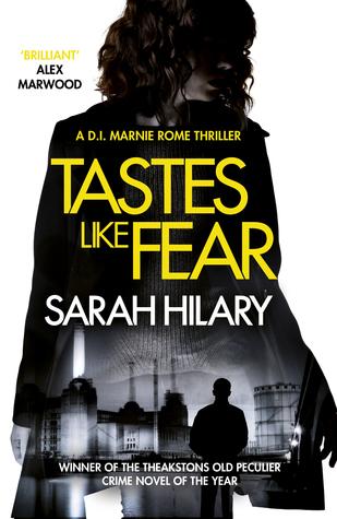 Tastes Like Fear (DI Marnie Rome #3)