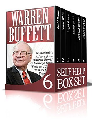 Self Help Box Set: 8 Top Life Lessons from Warren Buffett in Business + 25 Tips How to Keep Gratitude Journal + Project Management For Beginners (Warren ... Books, The Gratitude Journal Books)