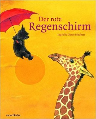 Der rote Regenschirm