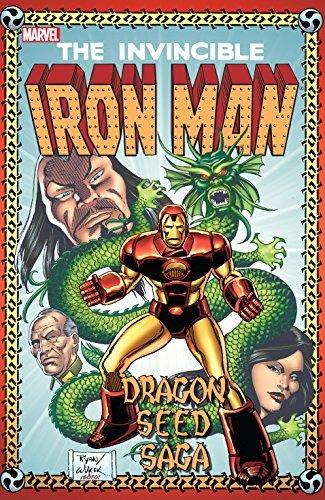 Iron Man: Dragon Seed Saga (Iron Man (1968-1996))
