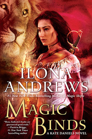 Book Review: Ilona Andrews' Magic Binds
