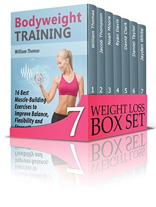 Weight Loss Box Set: More than 40 Recipes for Healthy and Vegeterian Food + Bodyweight Training Tips + Intermittent Fasting for Beginners (Bodyweight Training ... Books, Make Ahead Paleo, Nutribullet Book)