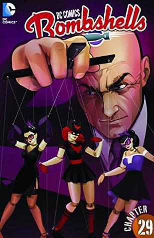 DC Comics: Bombshells #29