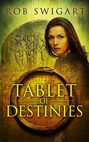 Tablet of Destinies (Lisa Emmer Historical Thrillers, #2)