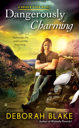 Dangerously Charming (Broken Riders, #1)