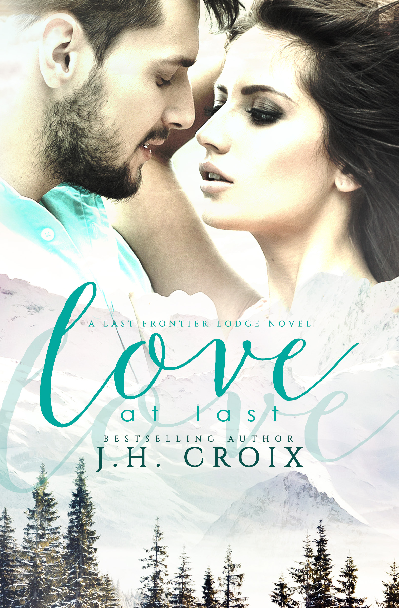 Love at Last (Last Frontier Lodge, #2)