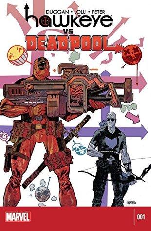 Hawkeye vs. Deadpool #1