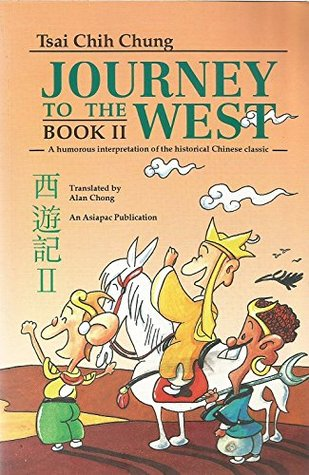 journey to the west (journey to the west book 2)