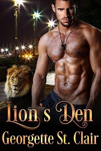 The Lion's Den (Badlands, #1)