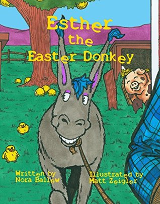 Esther the Easter Donkey