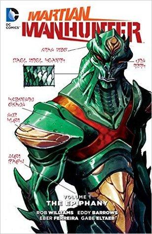 Martian Manhunter, Volume 1: The Epiphany