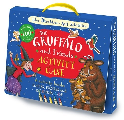 The Gruffalo and Friends Activity Case