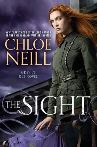 The Sight (Devil's Isle #2)