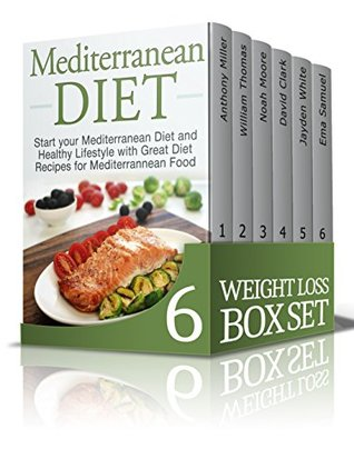 Weight Loss Box Set: Great Diet Recipes for Mediterranean, Dash and Good Gut Diet + 16 Best Exercises for Bodyweight Training + Nutribullet Healthy Drinks ... Training Books, Nutribullet Book)