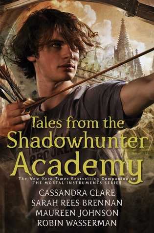 Image result for tales from the shadowhunter academy cover goodreads