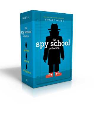 The Spy School Collection: Spy School; Spy Camp; Evil Spy School (Spy School #1-3)