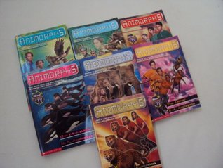 Animorphs Series (5) :#34 #35 #36 37,#38: The Other - The Mutation - The Journey - The Proposal - The Weakness - The Conspiracy - The Arrival (Book Sets for Kids : Grade 3-6)