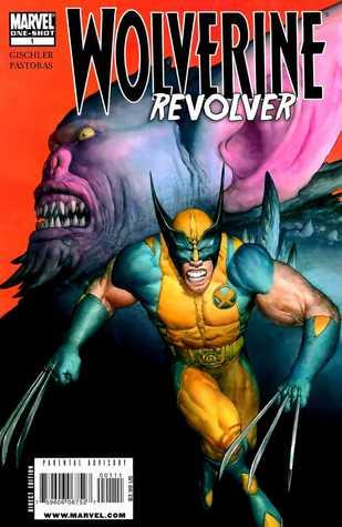 Wolverine: Revolver
