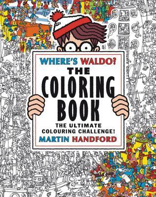 waldo coloring pages - photo#40