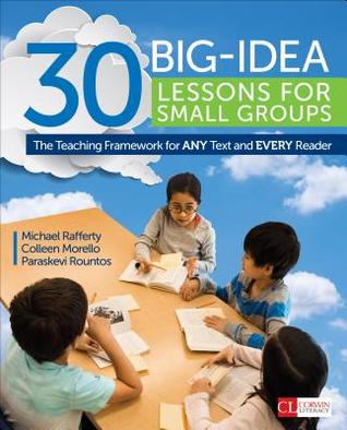 Libros electrónicos descargables gratis torrent 30 Big-Idea Lessons for Small Groups: The Teaching Framework for Any Text and Every Reader