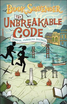 The Unbreakable Code (Book Scavenger, #2)
