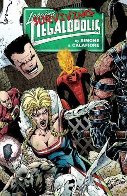 Leaving Megalopolis: Surviving Megalopolis (Leaving Megalopolis, #2)