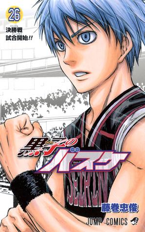 黒子のバスケ 26 [Kuroko no Basuke 26] (Kuroko's Basketball, #26)