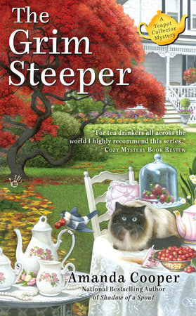 The Grim Steeper (Teapot Collector Mystery #3)