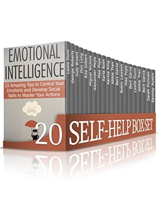 Self-Help Box Set: Get This Amazing 20 Self-Help Books Mega Bundle and Learn How to Live Minimalist Lifestyle, Improve Your Emotional Intelligence and ... Hypnosis, Critical Thinking, Leadership)